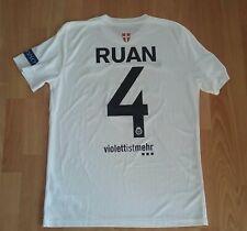 """MW Trikot/Shirt""""FK Austria Wien"""" Size:L, Ruan No.4, Vienna, Viola, UEFA EL 17/18"""