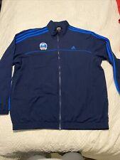 Adidas Alba Berlin Blue Basketball Jacket
