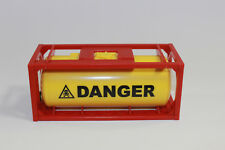 1x  Container  Tankcontainer DANGER  stapelbar    1:50  NEU  3922
