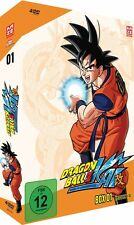 DRAGONBALL Z KAI BOX 1 EPISODEN 1-16 DVD