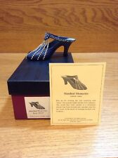 Raine Just the Right Shoe Coa Box Stardust Memories 25059