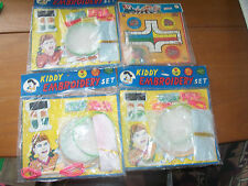 4 x Ass't 1960's Japanese & Hong Kong Dime Store Childrens Games & Toys