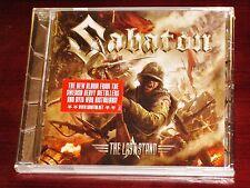 Sabaton: The Last Support CD 2016 Nuclear Blast Records NB 3734-0 Boîtier neuf