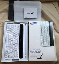 Samsung Galaxy Note 10.1 Keyboard Dock Boxed.