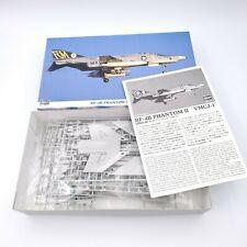 Hasegawa Phantom IIRF-4B 1/72 VMCJ-1 Model Kit 00935 USMC Reconnaissance LE