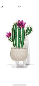 Bath and Body Works STAINED GLASS CACTUS Home Wallflowers Fragrance Diffuser