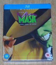 The Mask (blu-ray) Steelbook. NEW and SEALED (UK release).