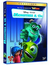 DVD ***  MONSTRES & CIE *** WALT DISNEY N°64