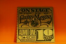 LOGGINS & MESSINA - ON STAGE - COLUMBIA 1974 GATEFOLD DOUBLE EX LP VINYL RECORD