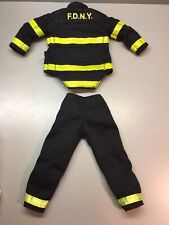 FDNY Action Figure Fire Outfit