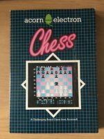 Chess - Acorn Electron RetroGame from Acornsoft
