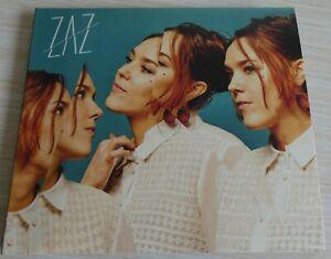 CD ALBUM DIGIPACK EFFET MIROIR ZAZ 15 TITRES 2018
