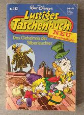 Erstausgabe/Erstauflage - LTB Nr. 143 - 6,50 DM / 1990 - Lustiges Taschenbuch