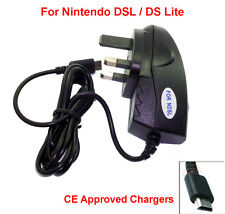 DSL Mains Charger Wall Adapter Power Supply Plug For Nintendo DS LITE NDSL DS-L