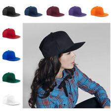Unbranded Hip Hop 100% Cotton Hats for Women