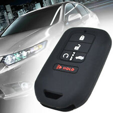 1xSilicone Key Case Remote Fob Cover For Honda Civic Accord CR-V Pilot HR-V 2019