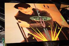 黎明 Leon Lai JUST WANNA BE CLOSE TO  HONG KONG 12' 1991 W.POSTER INSERT vinyl LP