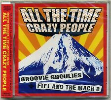 Groovie Ghoulies / Fifi & The Mach 3 - Split CD JAPAN PRESS Kepi Pop Horror Punk