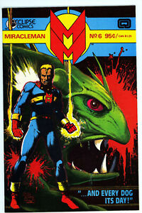 Miracleman 6 - Classic Cover - High Grade 9.6 NM+