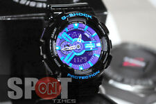Casio G-Shock Hyper Colors Big Face Watch GA-110HC-1