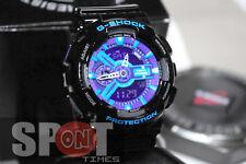 Casio G-Shock Hyper Colors Big Face Watch GA-110HC-1