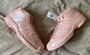 Men's Adidas Pro Model 2G Glow Pink Basketball Shoes Size 11 EH1951 Kobe
