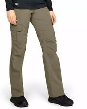 New Under Armour Women's Tactical Patrol Pant Bayou Size 10 1254097 251