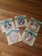 Lot Of 5 sealed Time Life Country Albums Parton-Elvis-Cash-Mandrell-Statler Bros