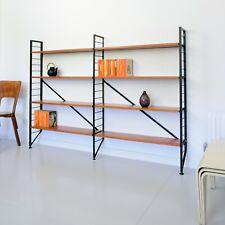 STAPLES LADDERAX SHELVING - good shelves, for danish mid-century wegner string