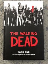 The Walking Dead Book One Hardcover Like New