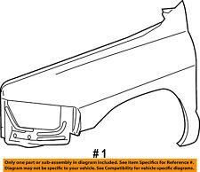 Dodge CHRYSLER OEM 06-09 Ram 2500-Front Fender Quarter Panel Right 55276986AB