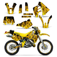 Husaberg FC501 FC 501 Graphic Sticker Kit Bike Decal MX Wrap 1997-1999 BERG