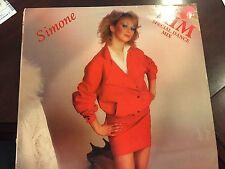 "SIMONE HIM SPECIAL DANCE MIX 12"" 1984 ELECTRICITY RECORDS"