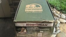 Hodgman Poids COQ Wading Shoes Rubber Nipple Sole 6951 Brown Men's 9 NEW
