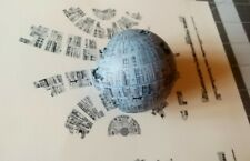 Decals Danamagic for Death Star Bandai - Star Wars