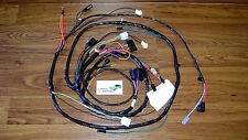 Forward Lamp Wiring Harness MADE in USA 69 Camaro w/ Factory Console Gauges