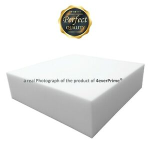 High Density Upholstery Cushion Sofa Seat FOAM Cut To Any Size Any Thickness