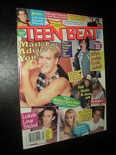 TEEN BEAT 1/94 WILL SMITH JENNIE GARTH LUKE PERRY JAZZY JEFF MP GOSSELAAR OLSEN
