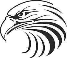 EAGLE CAR WINDOW BUMPER SCOOTER  LAPTOP STICKER DECAL