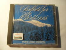 "PANFLUTE FOR CHRISTMAS "" studio london orchestra ""   CD"