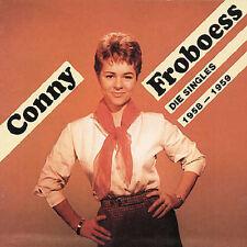 CONNY FROBOESS - CONNY: VOL. 1, DIE SINGLES 1958-1959 NEW CD
