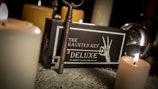 Haunted Key Deluxe (Gimmicks and Online Instruction) by Murphy's Magic- with  In