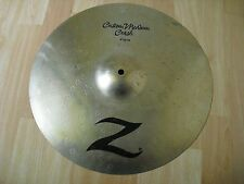 "16"" Zildjian Z Series Custom Medium Crash Cymbal 1350g"