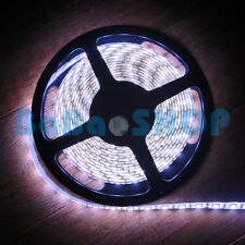 1/5/~50m Cool Cold White 6000K LED 5050 Flexible Strips Light SMD SMT 60leds/M
