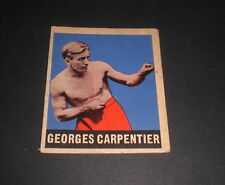 1948 LEAF GEORGES CARPENTIER BOXING CARD #67