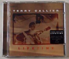 TERRY CALLIER / LIFETIME / WITH LYRIC BOOK / TALKIN LOUD 1999