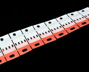 Super 8 Splicing tape x 50 Splicing tabs Film joining splicing tape (UK Stock)