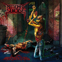 National Suicide : Anotheround CD (2016) ***NEW*** FREE Shipping, Save £s