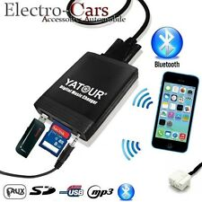 INTERFACE BLUETOOTH AUDIO MP3 USB SD AUX AUTORADIO SUZUKI GR VITARA SWIFT SX4