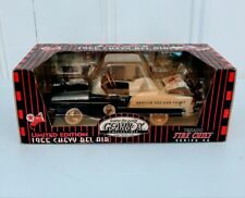 Gearbox 1955 Chevy Bel Air Texaco Fire Chief Pedal Car Diecast Replica NEW